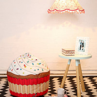 Woouf Cupcake Floor Cushion - Urban Outfitters