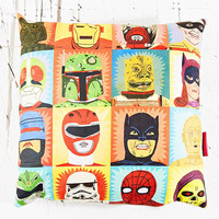 Ohh Deer Heroes and Villains Cushion - Urban Outfitters