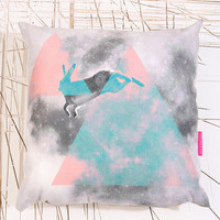 Ohh Deer Leap Cushion - Urban Outfitters