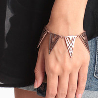 Throwing Daggers Bracelet - $18.00 : ThreadSence.com, Your Spot For Indie Clothing  Indie Urban Culture