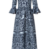 Lyra Printed Dress by Mother of Pearl - Moda Operandi