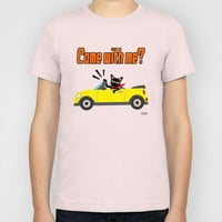 Whim in the car Kids T-Shirt by BATKEI