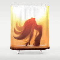 Splash of dream. Shower Curtain by Emiliano Morciano (Ateyo)
