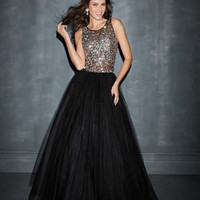 Night Moves - 7011 - Prom Dress - Prom Gown - 7011