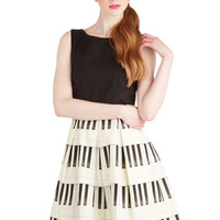Me, Myself, and Ivories Dress