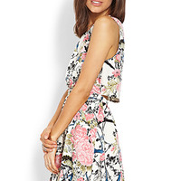 Woodland Whimsy Cutout Dress