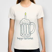 Cheers T-shirt by Bethany Mallick