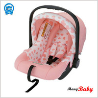Pink Baby Car Seat with Sunroof and handle bar, View Car Seat, Aoerbao Product Details from Guangzhou Many Baby Toys Co., Ltd. on Alibaba.com