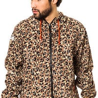 The Sportek Switch Breaker Jacket in Leopard