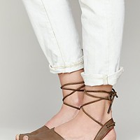 Free People Chloe Wrap Sandal