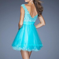 La Femme 19572 at Prom Dress Shop