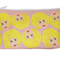 Dolly Parton Make-Up Purse