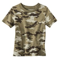 Circo® Infant Toddler Boys' Camouflage Short-Sleeve Tee