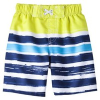 Circo® Infant Toddler Boys' Stripe Swim Trunk