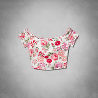 Carter Crop Top