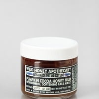 Wild Honey Apothecary Pumpkin Cocoa Honey Mud - Urban Outfitters