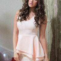 sirenlondon — Sweet Blush Dress