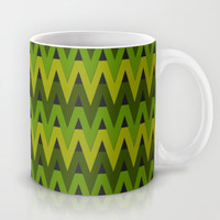 Summer Chevrons Mug by Lyle Hatch