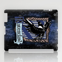 Harry potter Ravenclaw team flag emblem apple iPad 2, 3 and iPad mini Case