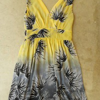 Ombre Calypso Sunrise Dress [2487] - $32.00 : Vintage Inspired Clothing & Affordable Summer Dresses, deloom | Modern. Vintage. Crafted.