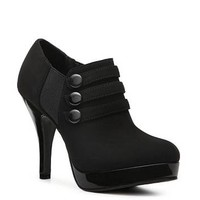Unlisted E-File Fabric Bootie