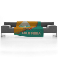 DENY Designs Home Accessories | Anderson Design Group Dive California Fleece Throw Blanket