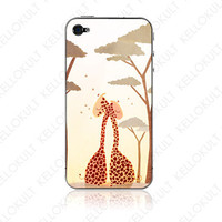 iPhone 4 & 4s Skin Wild Love by Nidhi Chanani by kellokult on Etsy