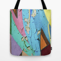 decay of art  Tote Bag by Sari Klein
