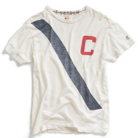 White Rowing Crew T-Shirt