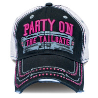 Farm Boy & Farm Girl Women's Farm Girl Tailgate Mesh Cap