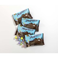 PEEPS & Company : 8OZ BAG DARK CHOCOLATE PEEPSTERS