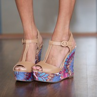 Fantasia Platform Sandals