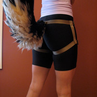 Tail Harness (Fully adjustable) For small lighter tails (less than a pound)