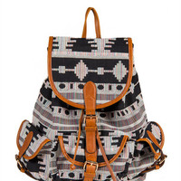 Tribal Vintage Backpack