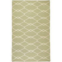 Fallon Sage - Ivory Contemporary Rug - FAL1016 By Jill Rosenwald Rugs