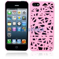 Pink Funky Hard Case Cover For Iphone 5 5G - 29 N Under