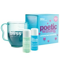 Women's bliss 'Poetic Waxing' At-Home Hair Removal Kit