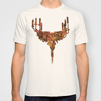 Flying Lights T-shirt by Anthony Londer