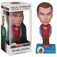 Big Bang Theory, Bobblehead, Sheldon