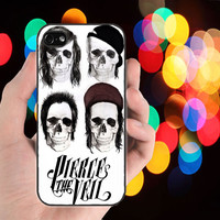 Pierces The Veil iPhone Case, iPhone 4 4S 5 5S Case,Htc One,Htc One X,Samsung Galaxy S2,S3,S4