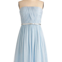 Time of My Life Dress in Light Blue | Mod Retro Vintage Dresses | ModCloth.com