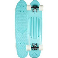 Diamond Supply Co. Diamond Life Cruiser Skateboard Diamond Blue One Size For Men 23627820001