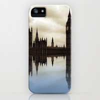 Westminster Afloat iPhone & iPod Case by Shalisa Photography