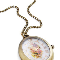 Florescence Upon a Time Necklace | Mod Retro Vintage Necklaces | ModCloth.com