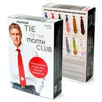 Musical Tie of the Month - Hilarious Fake Out Gift Box