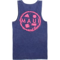 Nuclear Cookie Tank Top - Mens Tee - Blue -