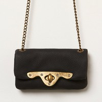 Free People Womens Turnlock Crossbody - Bl