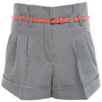 Dogtooth Shorts