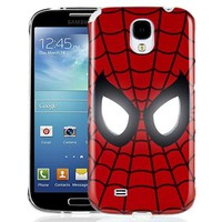 AccessoryGeeks.com | Original Marvel Comics Spiderman Hard Case for Samsung Galaxy S4 | FREE SHIPPING!