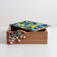 CayenaBlanca Molecular Tension Jewelry Box